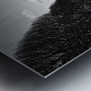 Flood reflection Impression metal