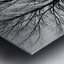 L'arbre de vie Impression metal
