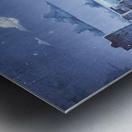 Storm Metal print