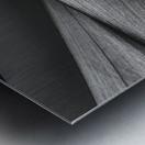 Abstract Sailcloth 15 Metal print