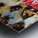 1970 St. Louis Cardinals Baseball Poster Metal print