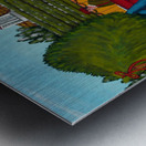 Buying The Tree Metal print
