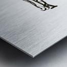 2020 no-sandwhich Metal print