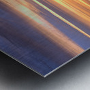 Table Top Mountain Sunset Metal print