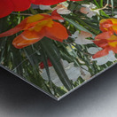 The Flower Family Metal print