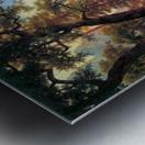 Yosemite Valley 2 by Bierstadt Metal print