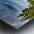 Carte postale Metal print