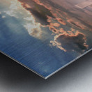 Ellis Island Metal print