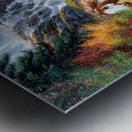 Galloping River Metal print