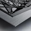 The Trestle Metal print