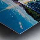 Moberly Lake Metal print