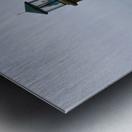 Architecture marine Light house Metal print