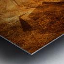 ABSTRACT-1008 Sociability Metal print