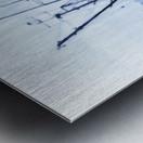 Fishers Wharf Metal print