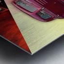 1935 Chevrolet 5-Window Coupe Metal print