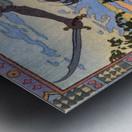 Fantasy Poster Metal print
