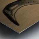 RA 030 -  כד מים Metal print