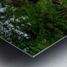 Tumwater Falls Metal print