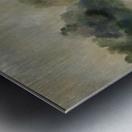 Monet study two Metal print
