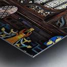 Lound Church Rood Screen 1 Metal print