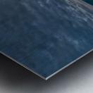 Blueberry Mountain Vista Metal print