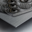 Tainted Garden Metal print