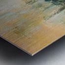 Roadside Metal print