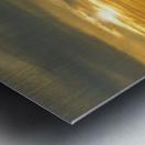 Maison Xavier-Blanchette Embleme du parc Forillon Metal print