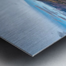 Custom Vert of Cabot Trail Metal print