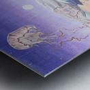 Submarine Shipwreck Metal print