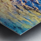 Manhattan Beach Water Metal print