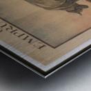 Vintage---Credit-Lyonnais Metal print