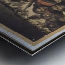 Vintage---Journey-to-Serbia Metal print