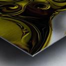 Architectonic Morphism Metal print