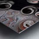 Metamorphosis and Echo Metal print