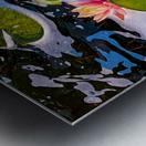 Float Away Metal print