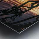 Sunset Collection - 03 Metal print