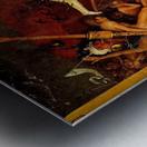 Bird-Headed Monster Metal print