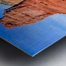 Bell Rock Sedona Metal print