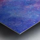 Galaxis Metal print