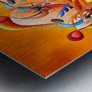 Kaloderoni V2 - dream machine Metal print