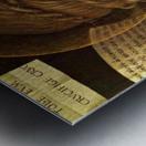 Ecce Homo detail Metal print
