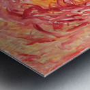 Separation Metal print