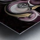 My Sensitive Morphysm Metal print