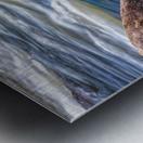 River Flow Metal print