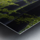 Alley of replenishing energy Metal print