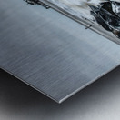 Southwold Pier, UK  Metal print