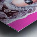 Marie Antoinette inspired art Metal print