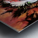 Lonely Angel of God Metal print