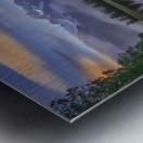 Lake Matheson Metal print